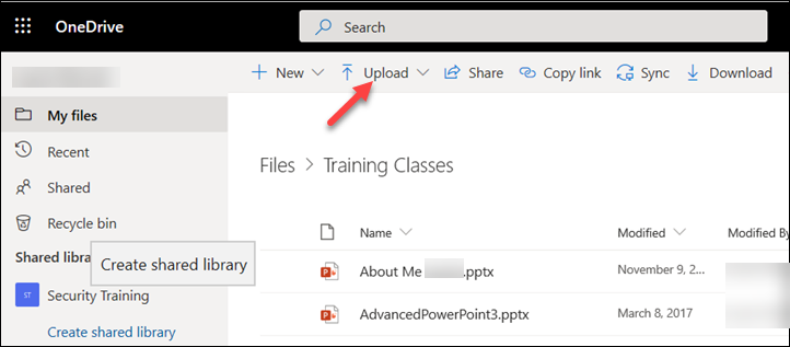 Download OneDrive files