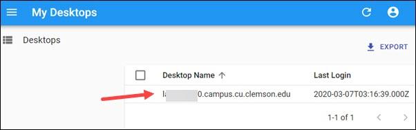 Remote Desktop Lookup Tool