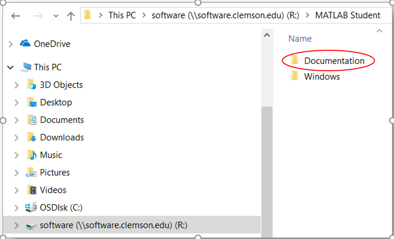 HOW TO: Access the Clemson Software Repository