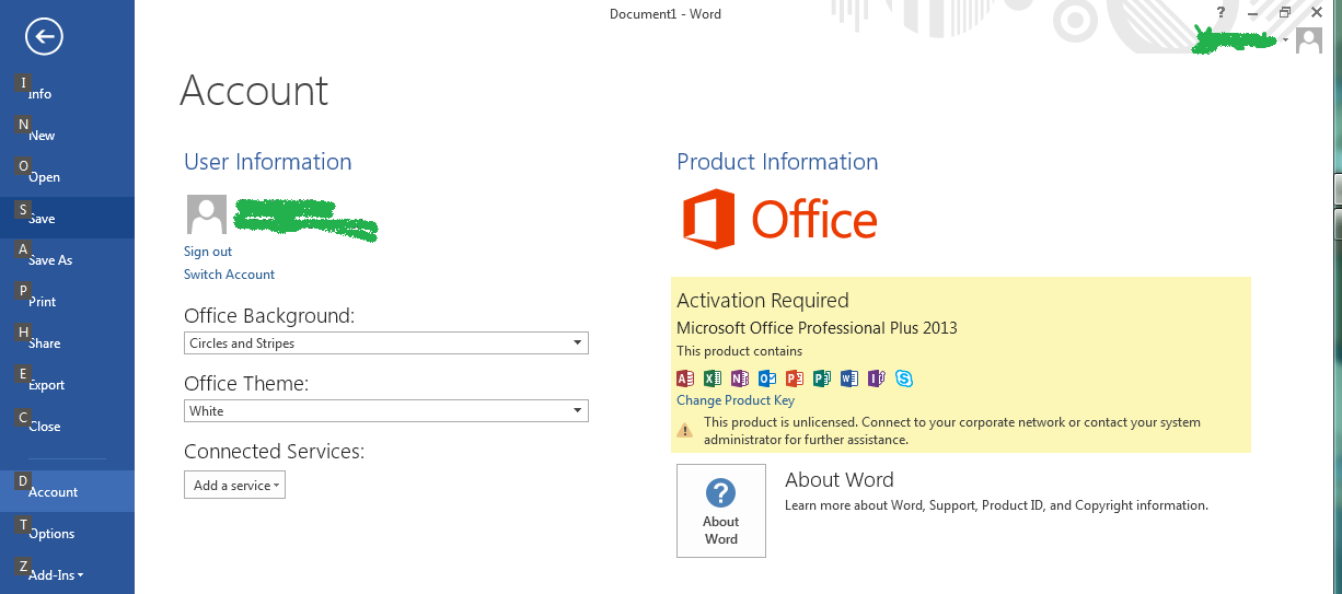 microsoft office 365 product key 2013