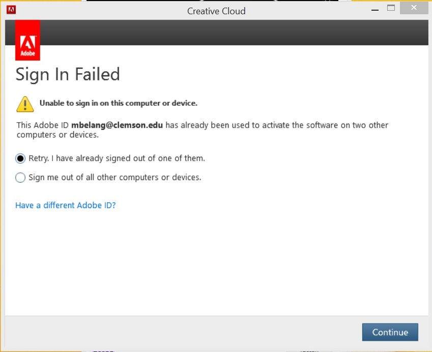 adobe creative cloud desktop client download