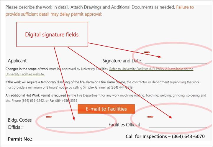 Digital Signature Fields
