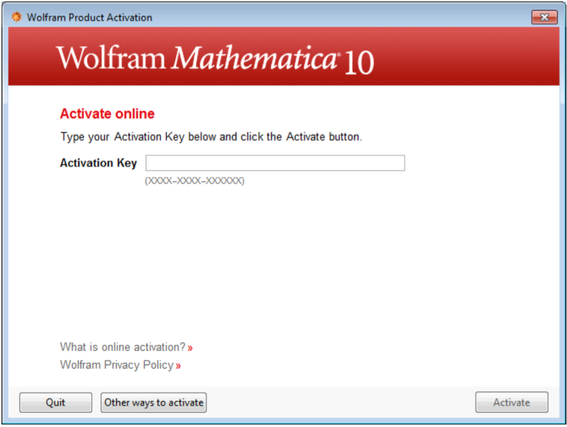 Configuring Mathematica to Use a License Server - Print View